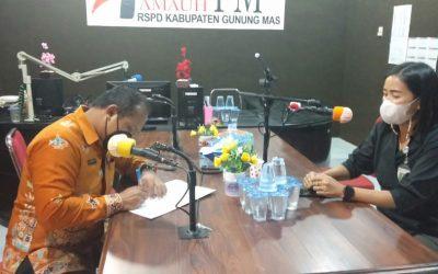 RADIO HAMAUH JALIN KERJA SAMA DENGAN BANK KALTENG